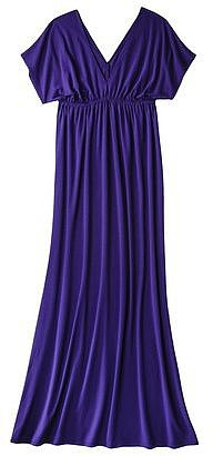 Mossimo® Womens Kimono Maxi Dress - Assorted Colors