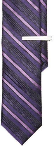 Geneva Stripe Slim Tie