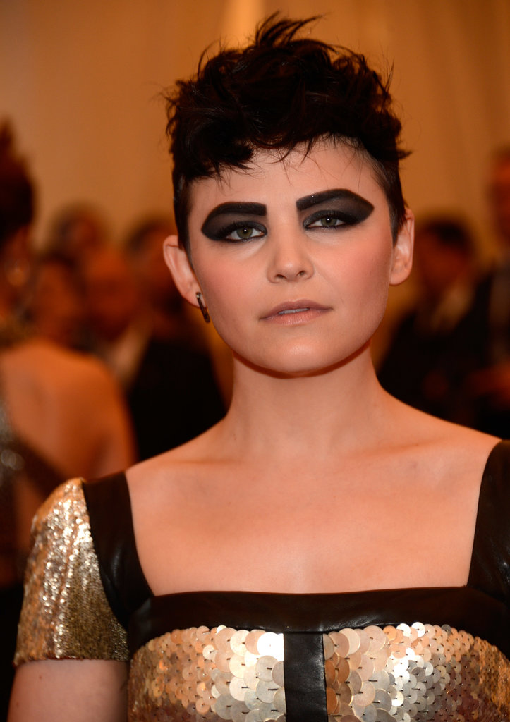 Ginnifer Goodwin at the Met Gala 2013.