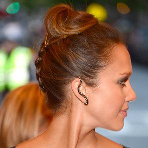 Jessica Alba Hair at Met Gala 2013 | Red Carpet