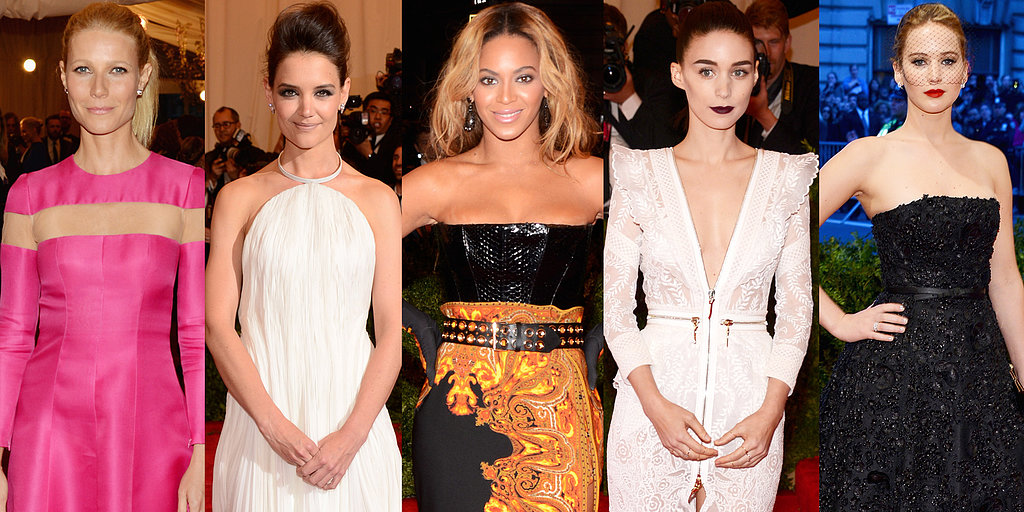 2013 Met Gala: Best Dressed