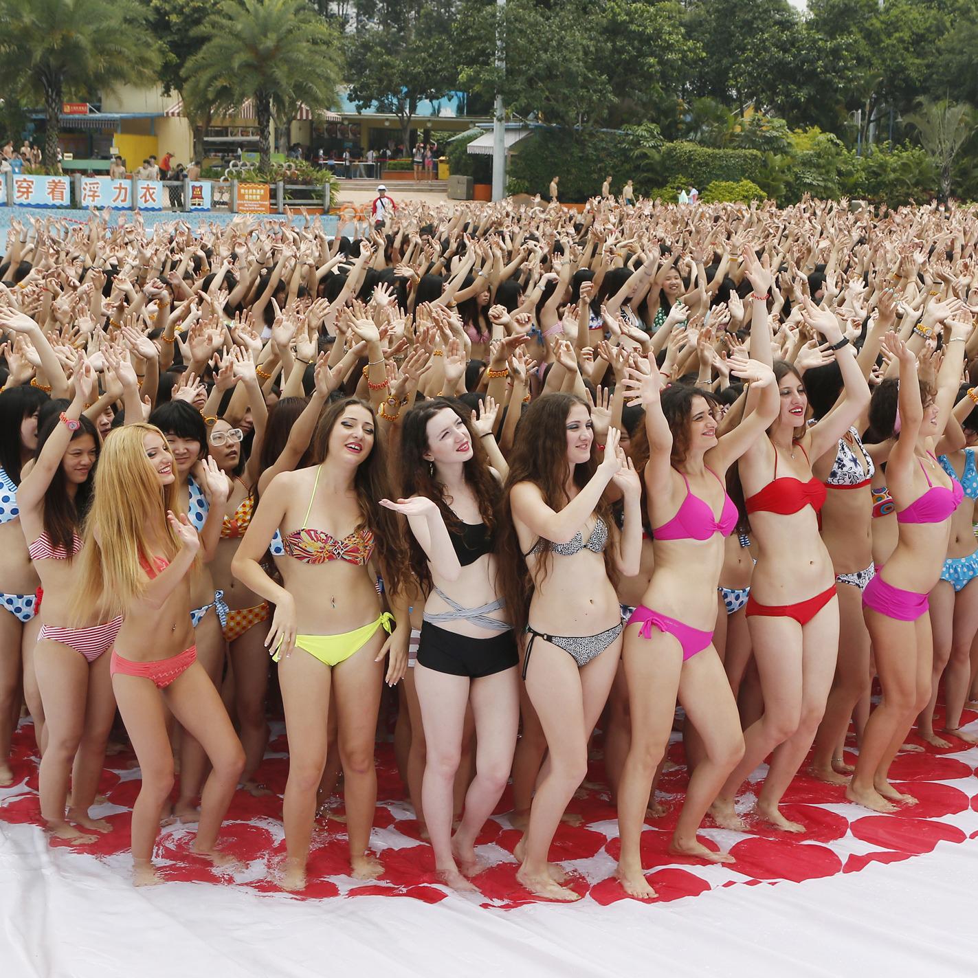 Bikini Mob