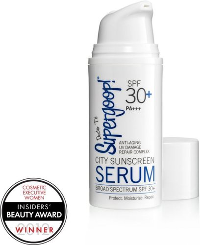Supergoop! City Sunscreen Serum SPF 30