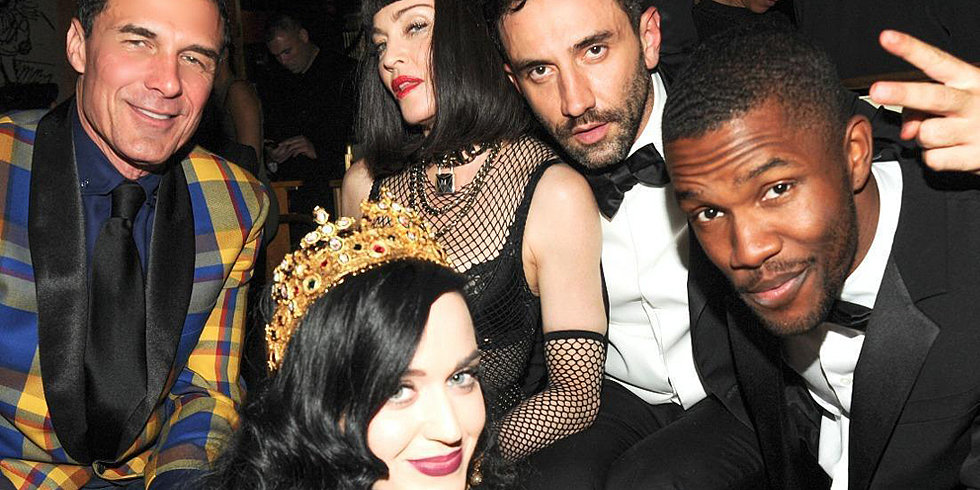 Stars Let Loose at the Met Gala Afterparty!
