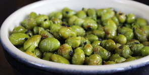 Curb Chip Cravings With High-Protein and Satisfying Roasted Edamame