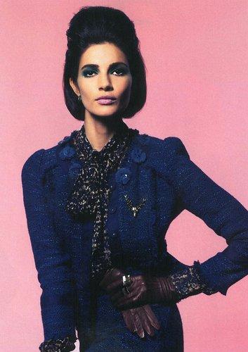 Theresa Moore Fashion Model