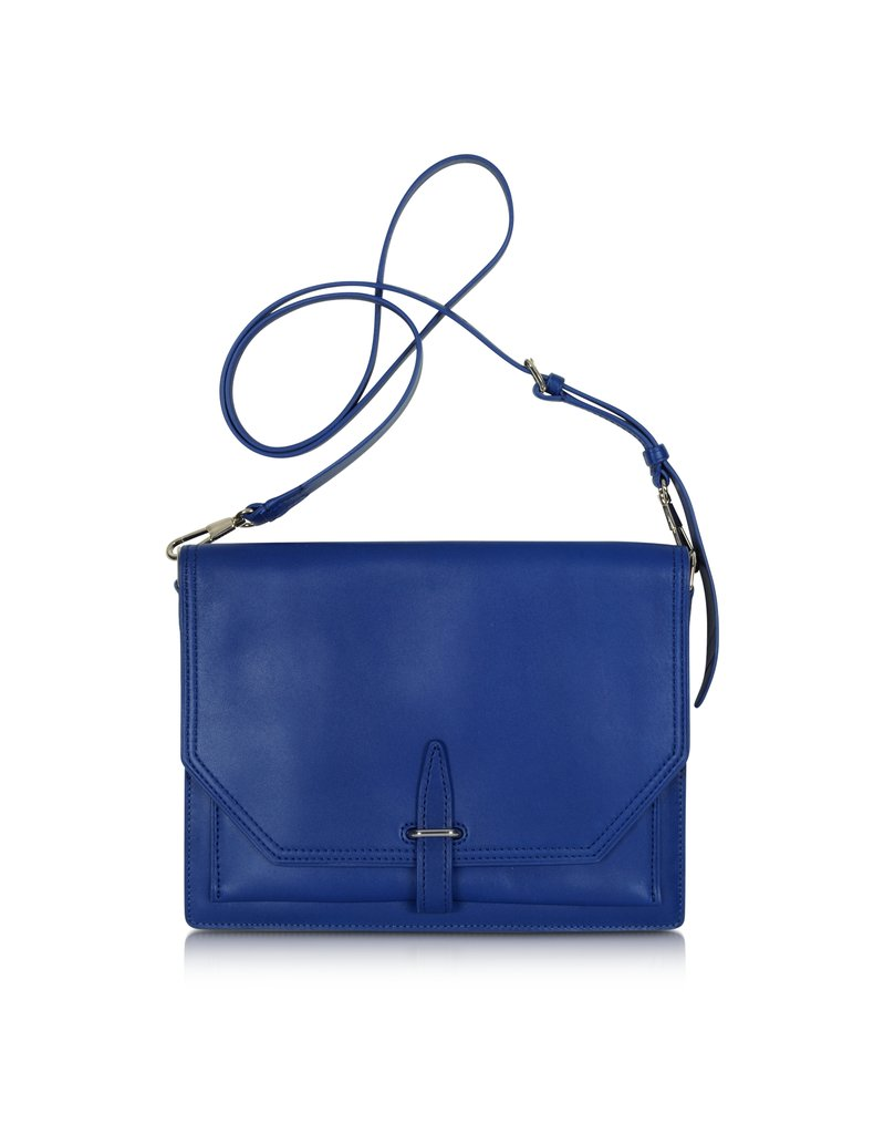 In navy, this thin 3.1 Phillip Lim crossbody ($685) feels preppy, rather than boho, as the style is wont to do. Include it in your sundress and sandal lineup, stat.
