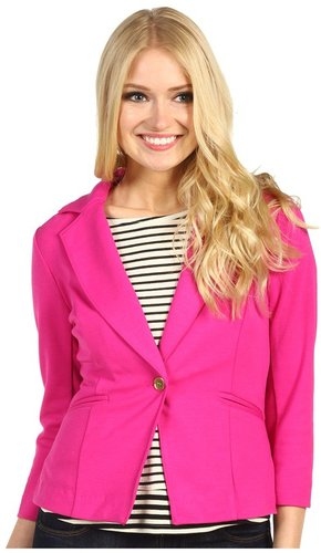 Brigitte Bailey - Nela Blazer (Hot Pink) - Apparel