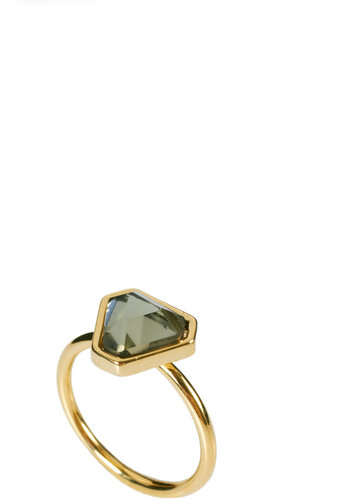 Whistles Triangle Stone Ring