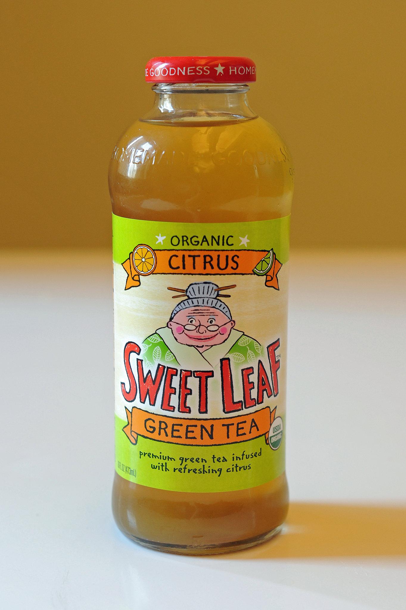 Sweet Leaf Citrus Green Tea