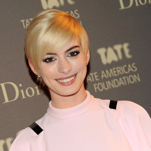 Anne Hathaway Hair Color | Pictures