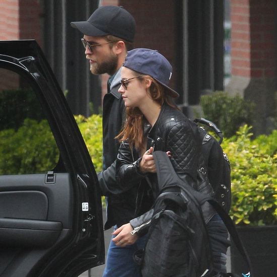 Kristen Stewart and Robert Pattinson Together in NYC