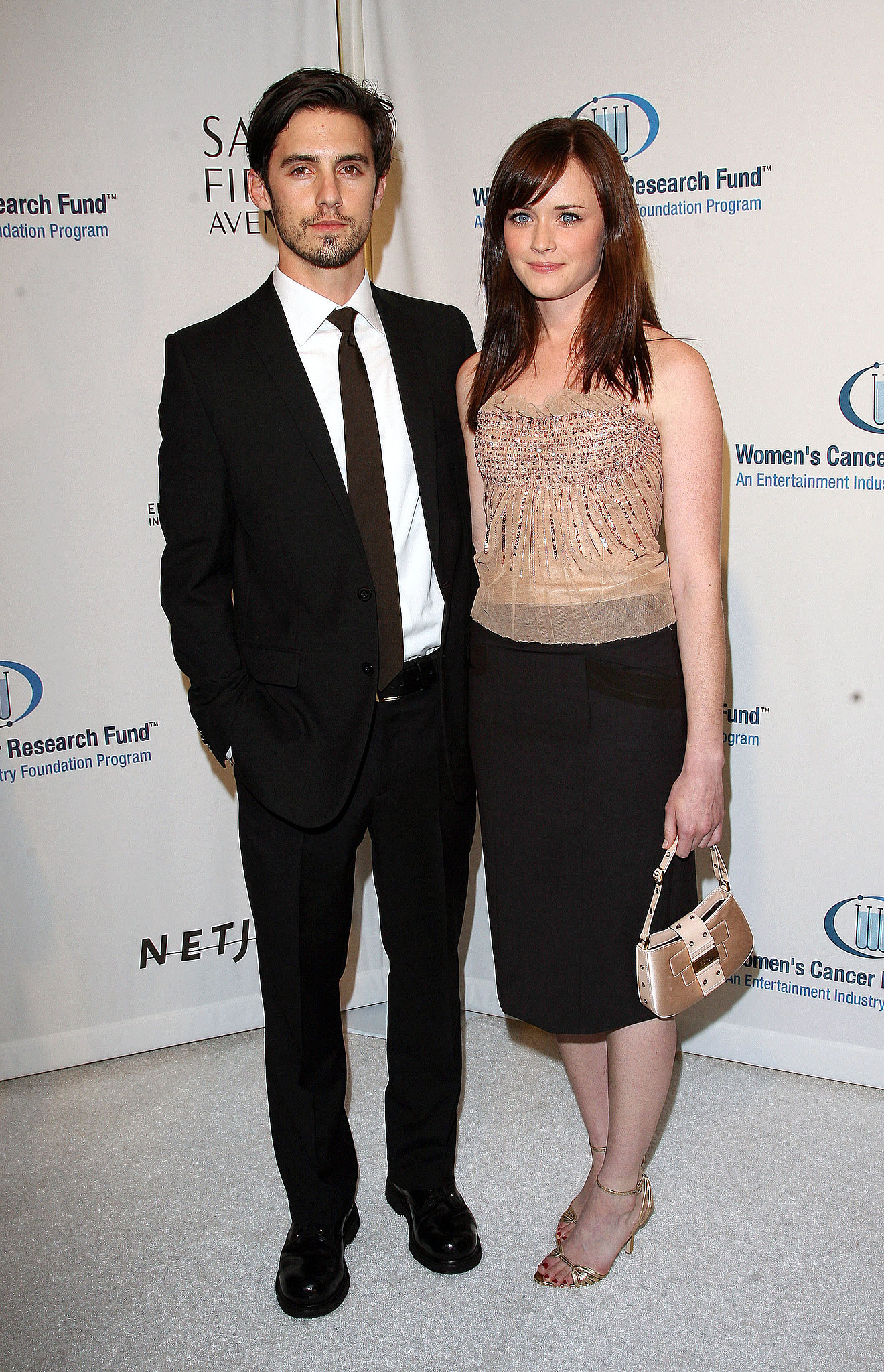 Milo Ventimiglia couple