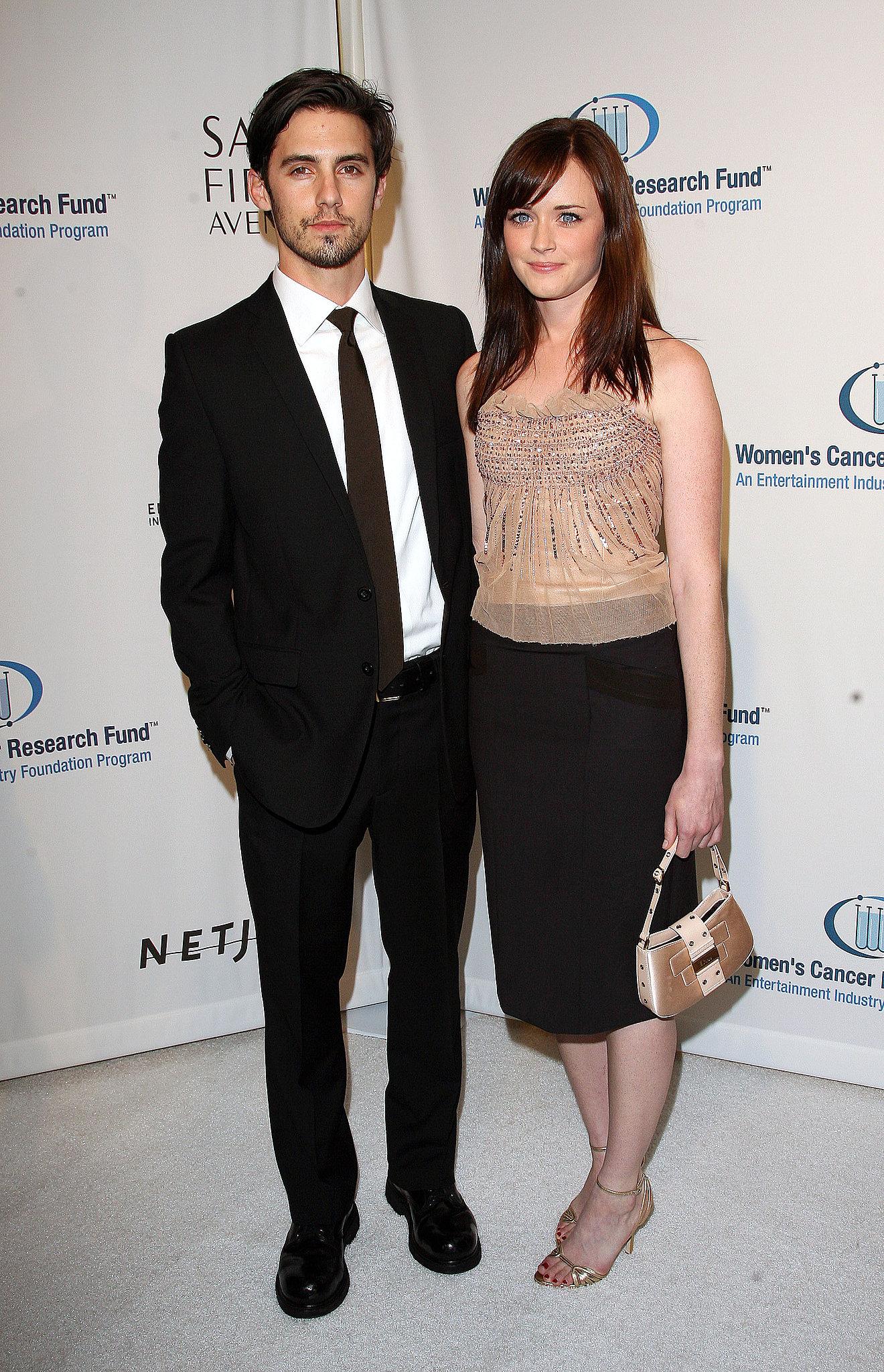 Alexis Bledel couple