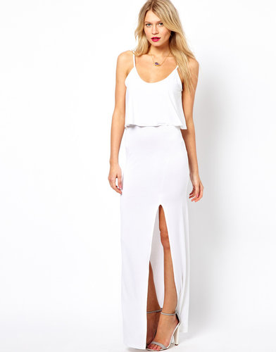 Love Crop Maxi Dress