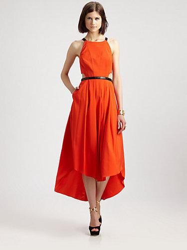 Fashion Star Midi Dress by Hunter Bell