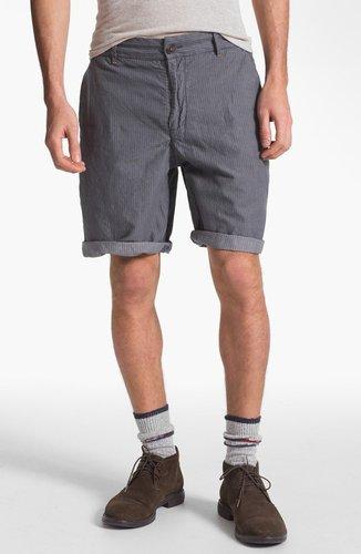 W.R.K 'Gibson' Linen Blend Shorts