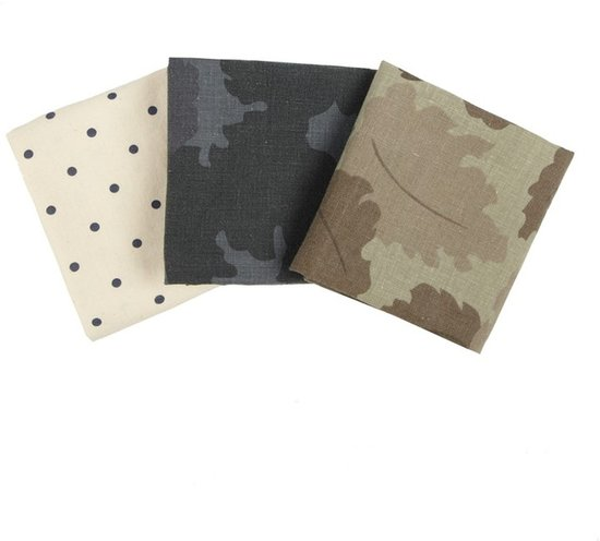 Libre Pocket Square Set