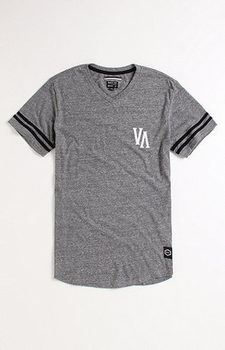 Rvca Buttermaker V-Neck Tee