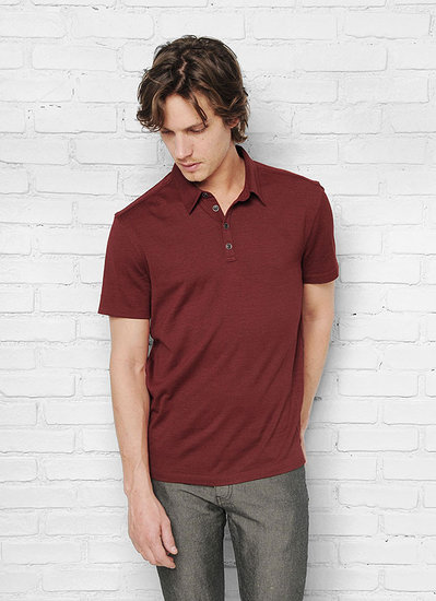 Collection Knit Polo