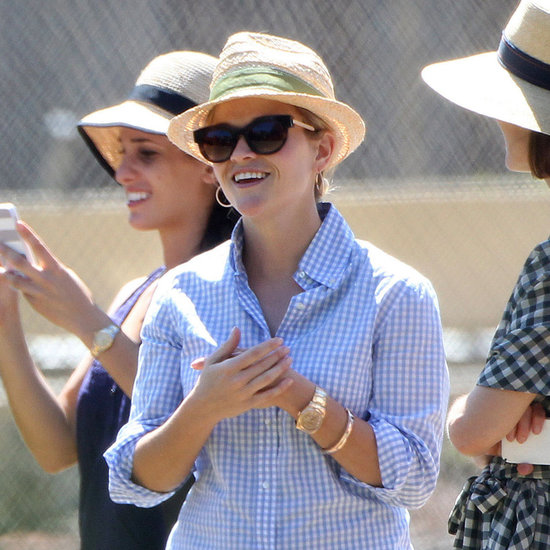 Reese Witherspoon Back to Blond   Photos