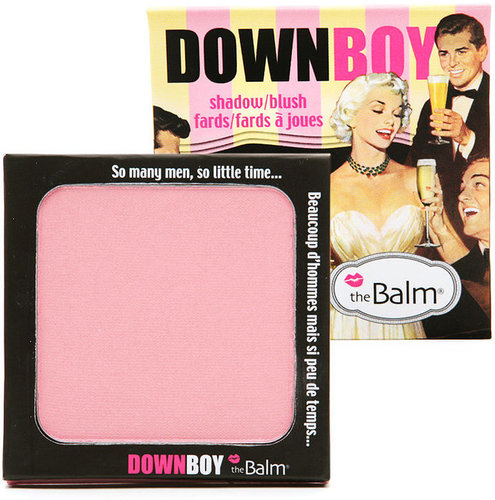 TheBalm downBOY Shadow/Blush, Pink 0.35 oz (9.9 g)