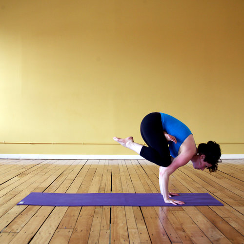 Yoga Sequence For Saddlebags and Love Handles