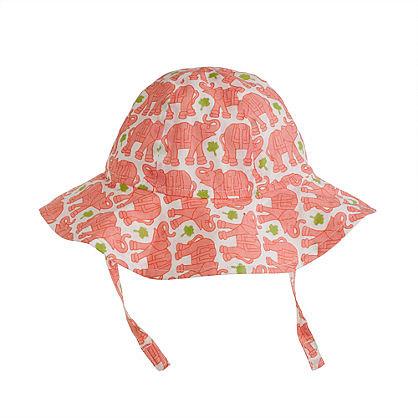Rikshaw Design's Spiced Orange Elephant Hat ($30) evokes a taste of the exotic.