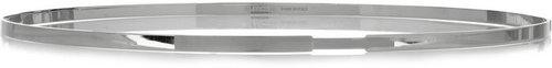 Jil Sander Hinged silver-tone belt
