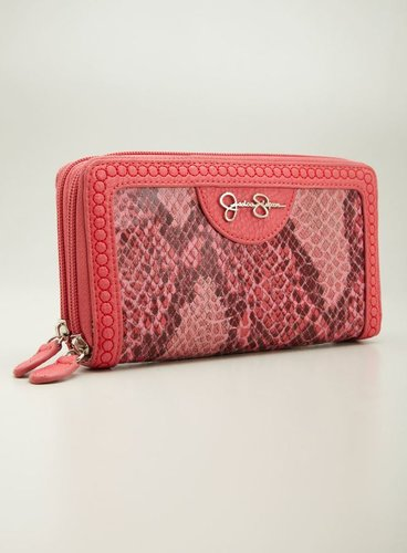 Jessica Simpson Daisy Large Zip Around Wallet