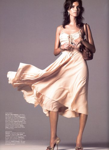 Beautiful Theresa Moore