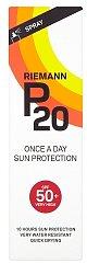 Riemann P20 Sunfilter 100ml SPF 50+