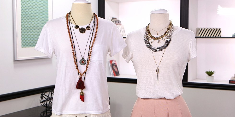 Master the Art of Layering Necklaces: We're Breaking It Down For You!