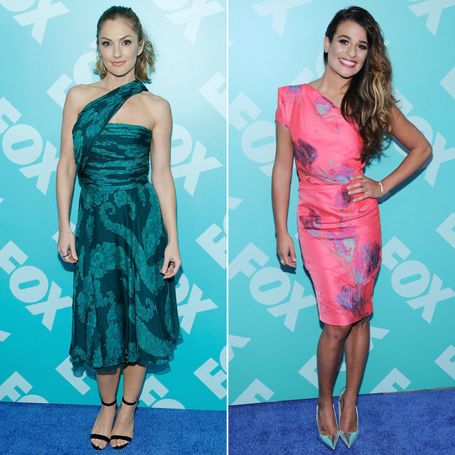 Which Celeb was Best Dressed at the 2013 Fox Upfronts?