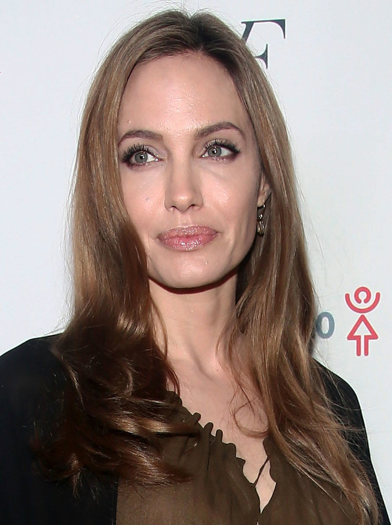 """In a New York Times op-ed, Angelina Jolie wrote about her decision to have a double mastectomy after finding out she had the BRCA1 gene: """"Once I knew that this was my reality, I decided to be proactive and to minimize the risk as much I could. I made a decision to have a preventive double mastectomy. I started with the breasts, as my risk of breast cancer is higher than my risk of ovarian cancer, and the surgery is more complex."""""""