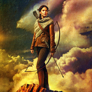 New Vintage-Inspired Catching Fire Poster