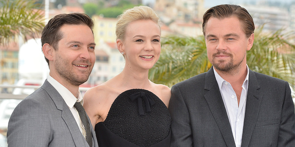 Leo, Carey and the Gatsby Crew Get the Cannes Party Started