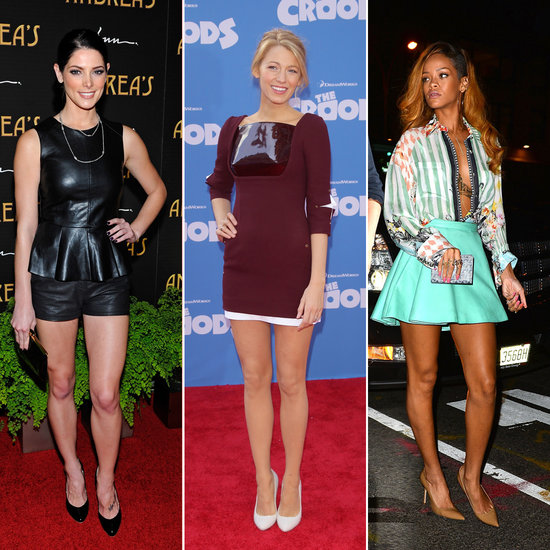 Victoria's Secret's Sexiest Celebs — See the Fashion Proof!