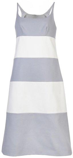 Marc Jacobs Sleeveless striped dress