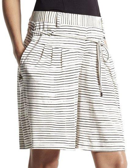 Derek lam for designation striped shorts