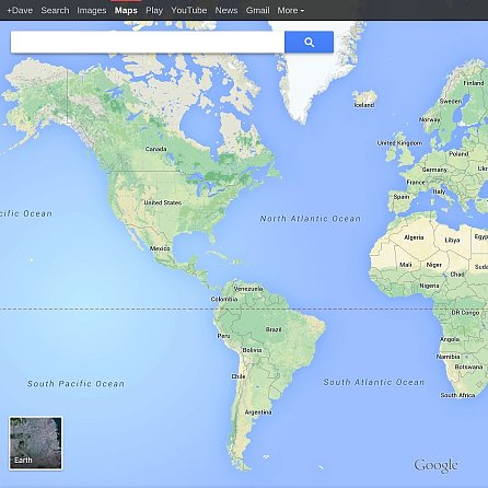 New Google Maps Features