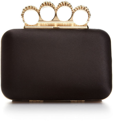 Sasha Handbags Sasha Handbag, Rings Evening Clutch