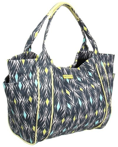 Roxy - Voyage (Blue Black) - Bags and Luggage