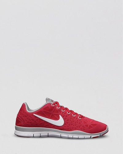 Nike Lace Up Athletic Sneakers - Women's Nike Free Tr Fit 3