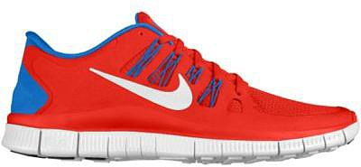 Nike Free 5.0+ iD Custom Women's Running Shoes
