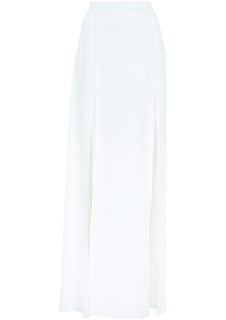 This white maxi skirt from the Topshop Festival Collection will get a lot of use this Summer, so we're counting it among the most important of festival must haves.