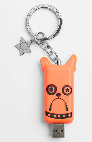 MARC BY MARC JACOBS 'Pickles the Bulldog' Flash Drive