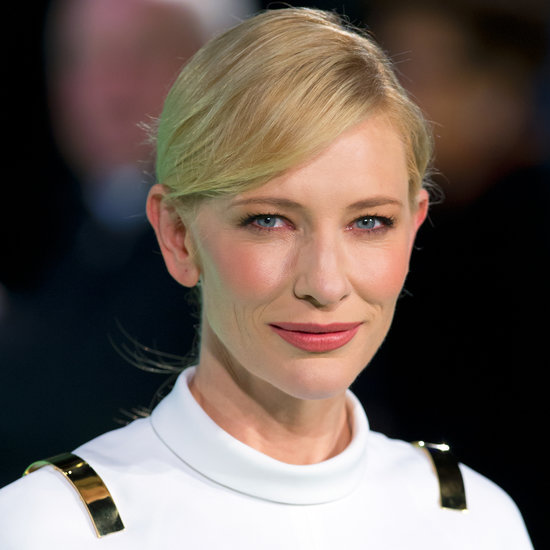 Confirmed: Cate Blanchett Is Face Of Giorgio Armani Perfume