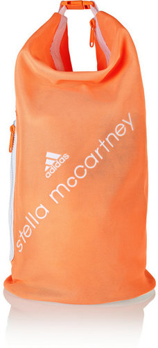 Adidas by Stella McCartney Surf neon mesh bag