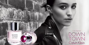 Calvin Klein Takes Rooney Mara Downtown For a New Fragrance Campaign